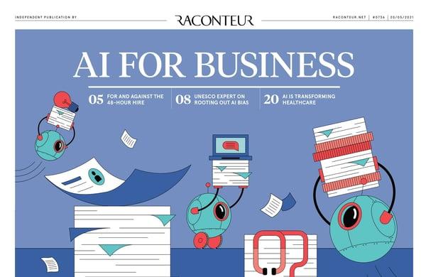 Raconteur Report: AI for Business