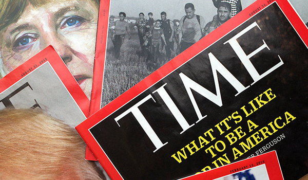 Dataminr Case Study: TIME Magazine