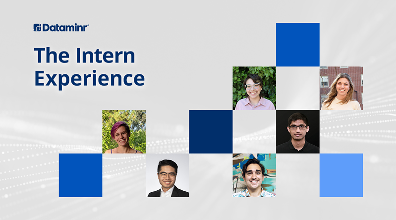 What Makes Dataminr Internships Special