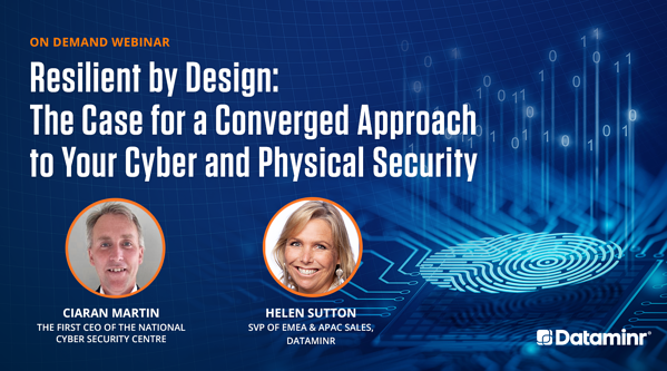 Resilient by Design: The Case for a Converged Approach to Your Cyber and Physical Security