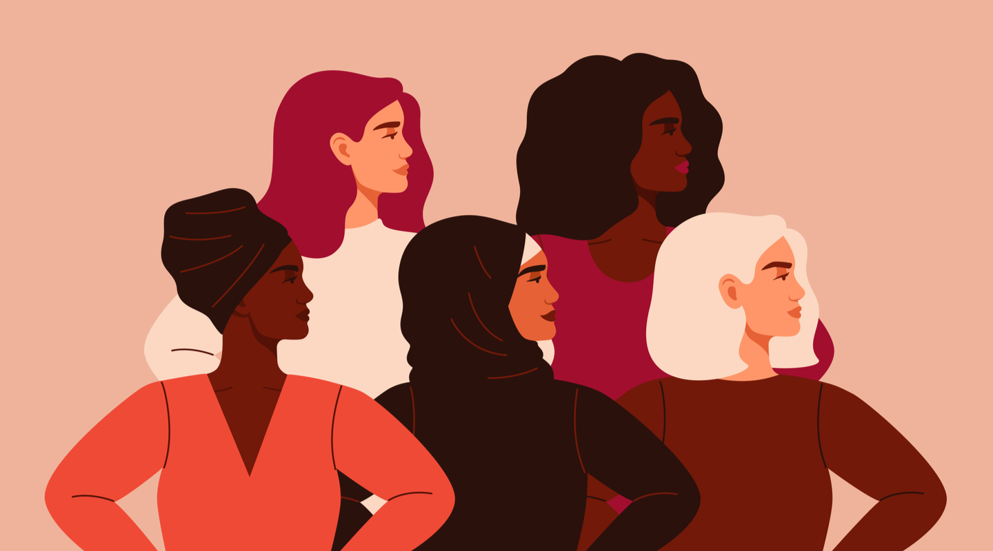 Women's History Month and International Women's Day 2021 at Dataminr